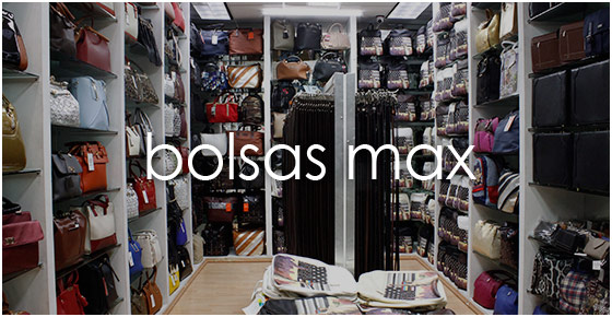 Mulza con más de 450 Marcas Nacionales e Internacionales - BOLSOS Y  ACCESORIOS MAX 2f23130aedf7a
