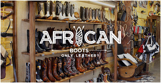 AFRICAN BOOTS